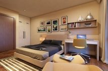 Mẹo bày trí phòng ngủ diện tích nhỏ trông rộng hơn