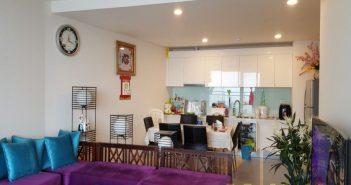 Mua căn hộ chung cư 2 phòng ngủ tại quận Long Biên