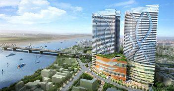 Bán chung cư bất động sản mipec riverside quận Long Biên