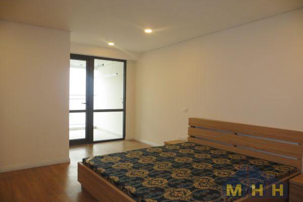 Căn hộ 3 phòng ngủ tòa A Mipec Riverside 3