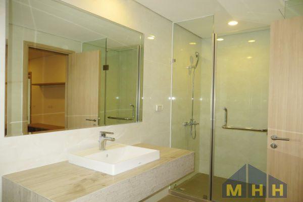 Căn hộ 3 phòng ngủ tòa A Mipec Riverside 2