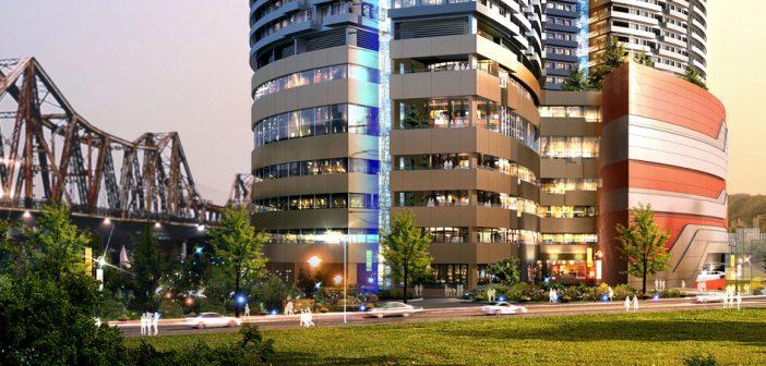 Thị trường nhà đất 2017- bán chung cư Mipec Long Biên