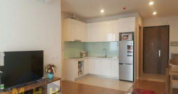 Giá bán chung cư Mipec Riverside Hà Nội 2 phòng ngủ