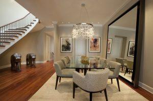 Bày trí đồ nội thất cho căn hộ nhỏ - Mipec Riverside Long Biên
